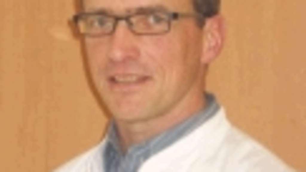 Dr. Stefan Kleinschmidt ist neuer Chefarzt der Abteilung Gefäßchirurgie im ...