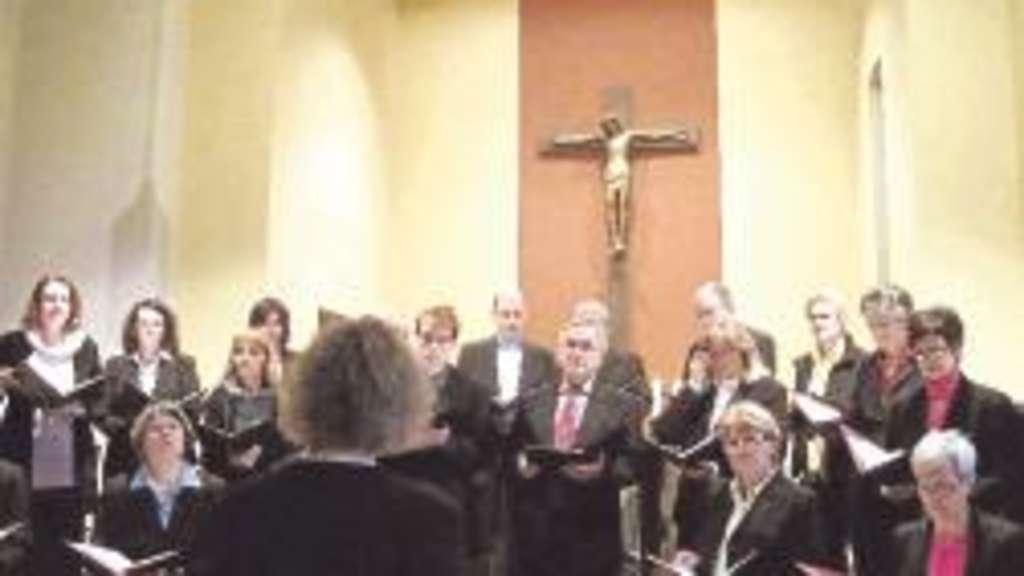 Das Vocalensemble Brilon (Foto) gestaltet gemeinsam mit dem Blockflötensensemble ?flautissimo? das Benefizkonzert in der Keffelke-Kapelle.