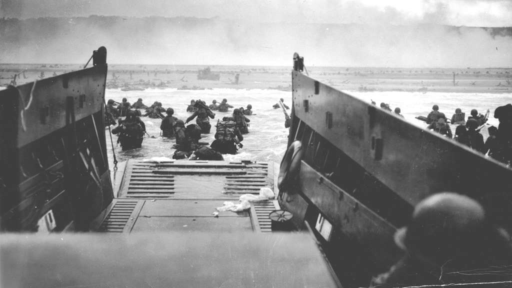 D-Day Invasion Normandie
