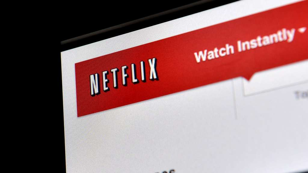 Netflix Streaming Dienst