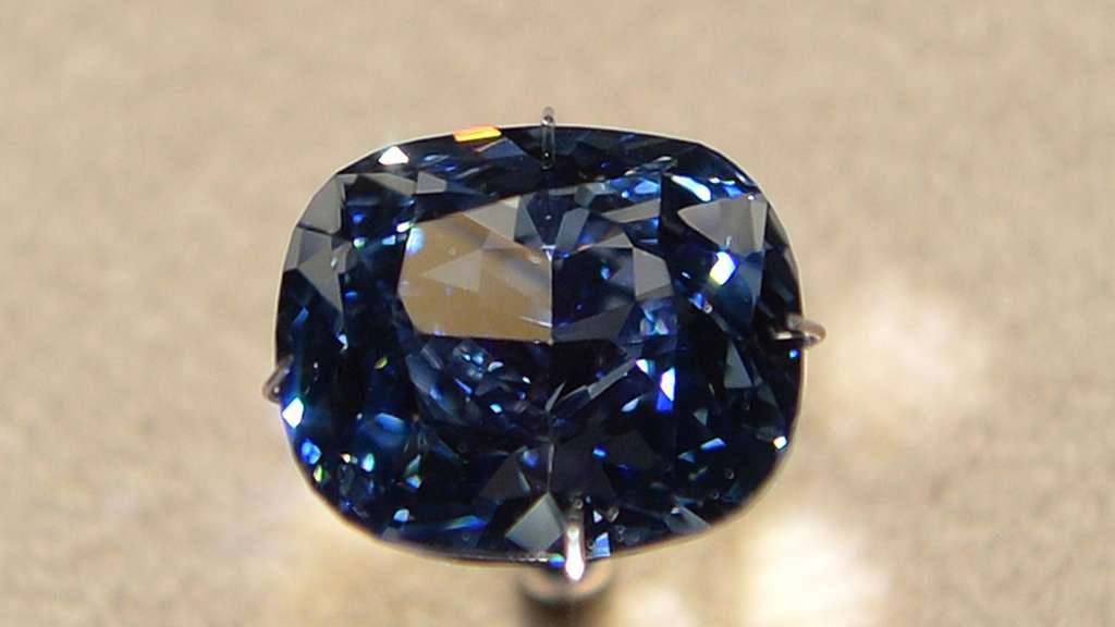 Diamant, Blue Moon