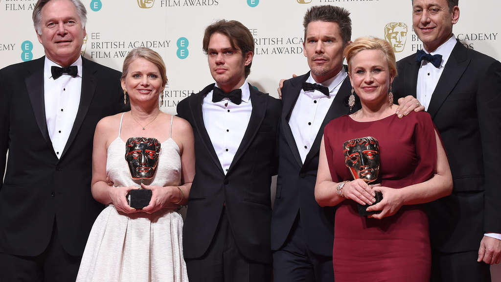 Boyhood Bafta-Award