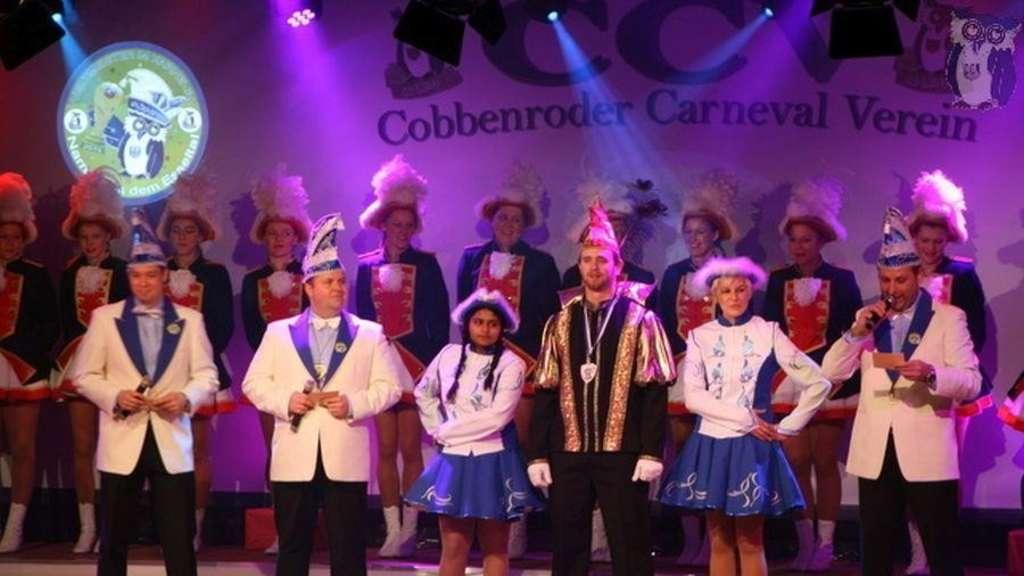 """Wer wird Nachfolger des Prinzen Basti """"der Unbezwingbare"""" beim CCV in Cobbenrode?"""
