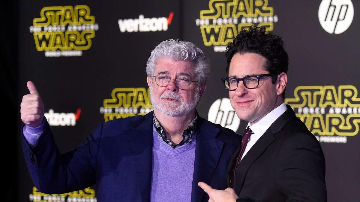 Star Wars 7 Das Erwachen der Macht Bilder vom roten