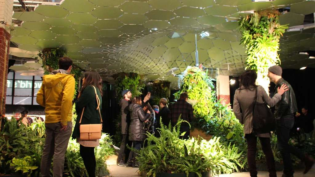 """Lowline Lab"" in New York"