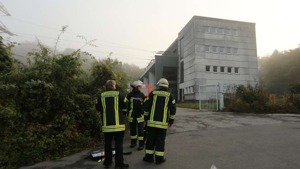 Brand in Umspannwerk in Hagen