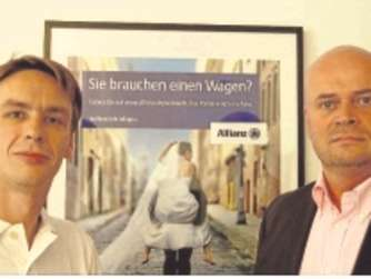 Allianz spendet 2500 Euro
