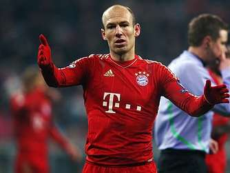Robben im Interview: