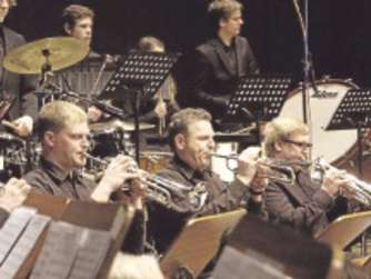 Sommerfest der Wind-Band