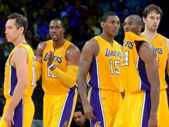 Lakers greifen nach dem NBA-Titel