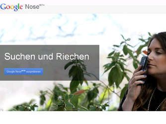 Internet-Aprilscherze um YouTube und Google