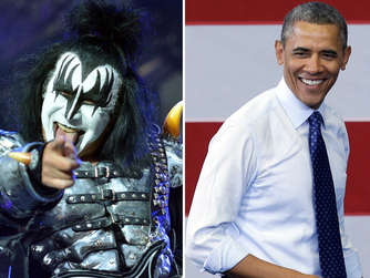 Kiss-Legende: Obama sollte Peter Maffay hören