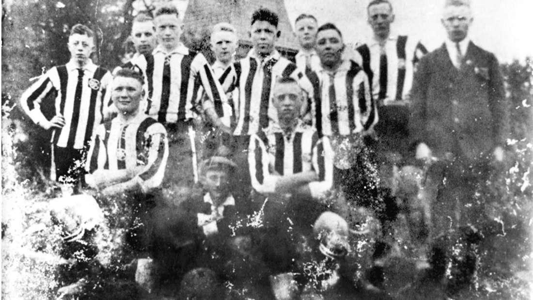 Der FC Nehden feiert 90-jähriges Bestehen: 1924 wurde der Verein gegründet.