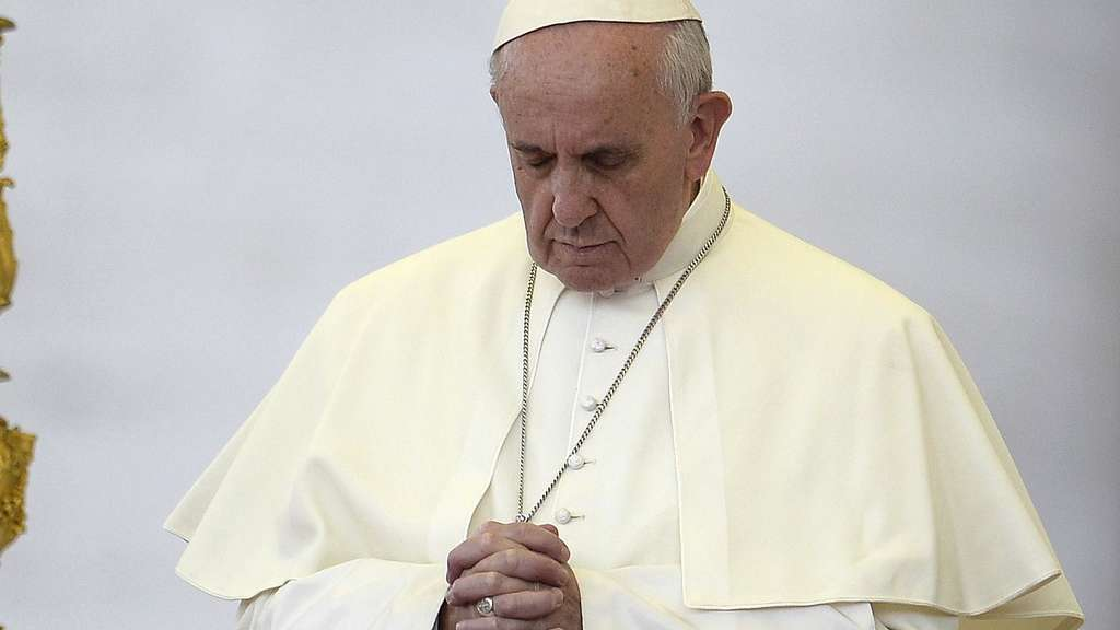 papst Franziskus James Foley