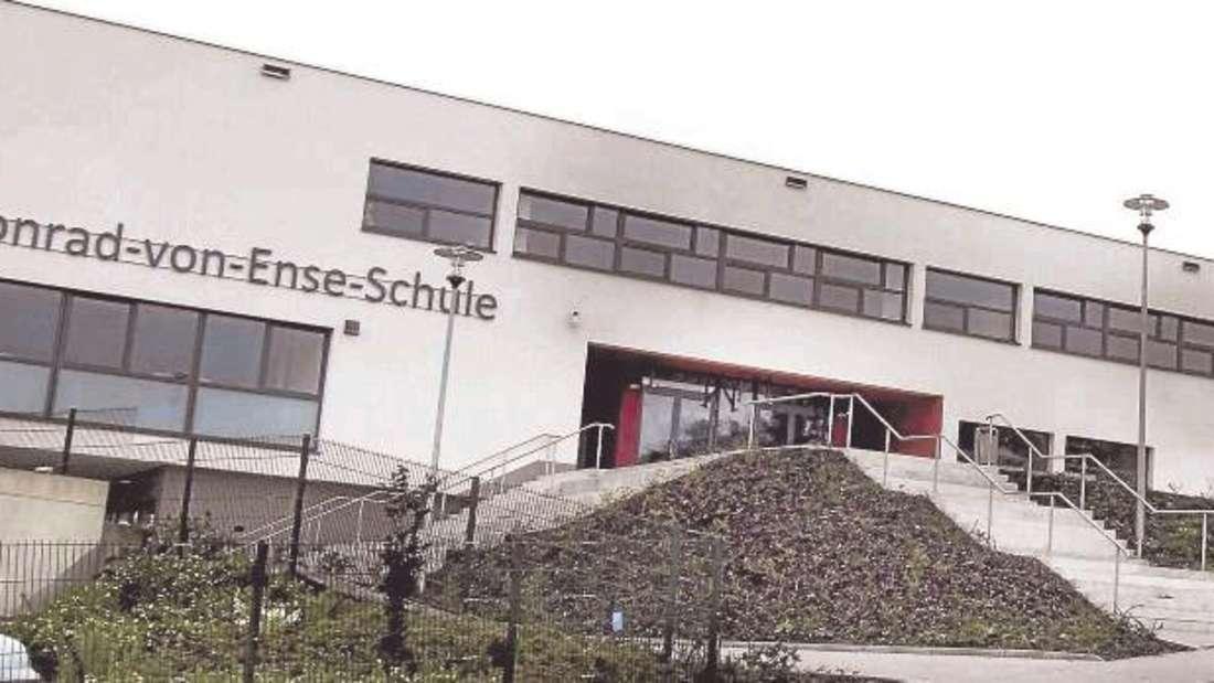 Die Conrad-von-Ense-Schule bleibt auch im neuen Schuljahr definitiv dreizügig. Jedoch hatte man mit mehr Anmeldungen zum Sommer gerechnet.