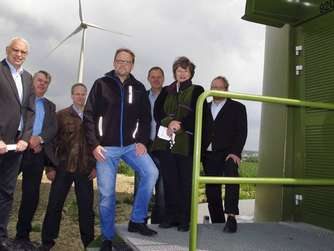 Aktionstag am Windpark Ruhne-Waltringen