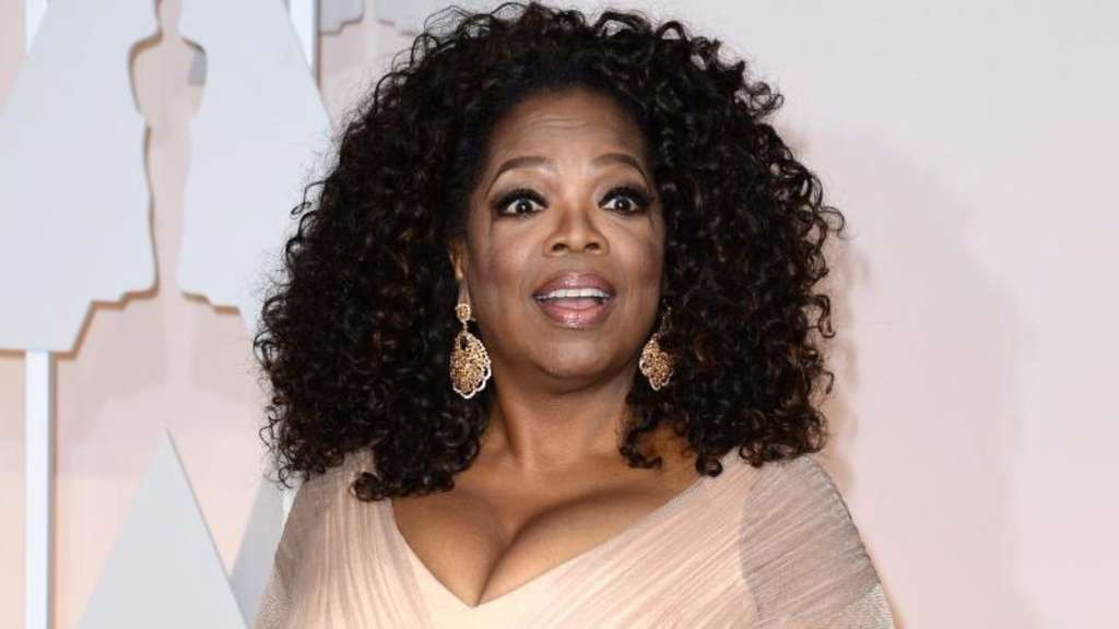 Oprah Winfrey Weight Watchers