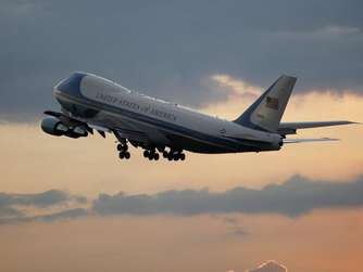 Boeing baut neue US-Präsidentenmaschine Air Force One