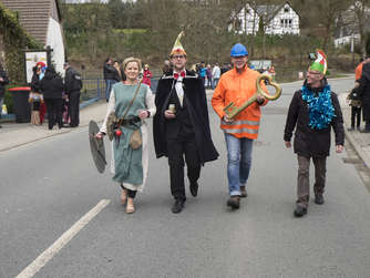 Karneval in Heringhausen