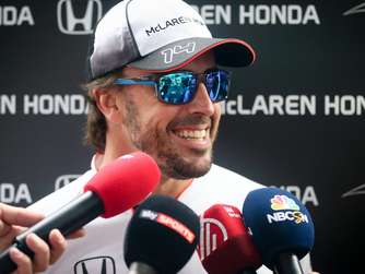 Medizincheck bestanden: Alonso darf in China starten