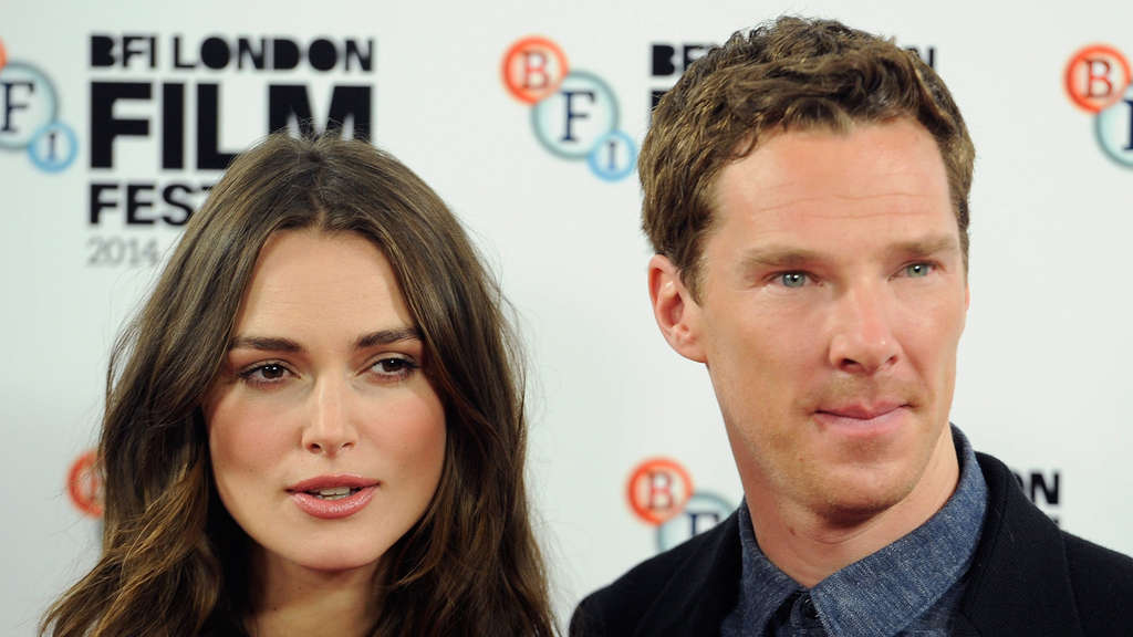 The Imitation Game Press Conference - 58th BFI London Film Festiv