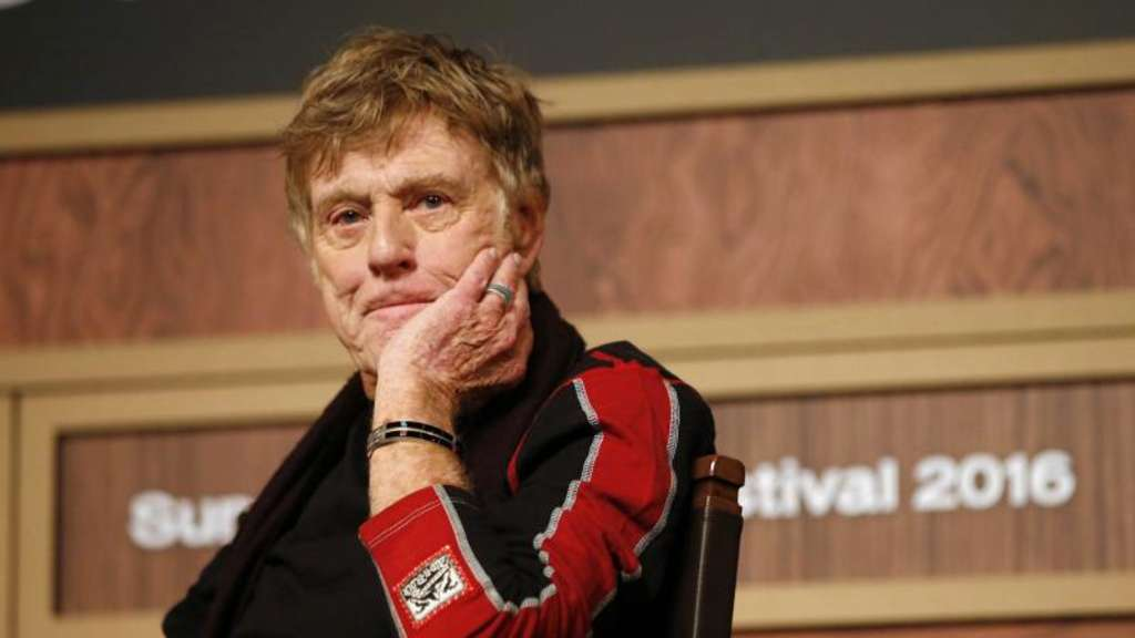 "Robert Redford dreht ""The Discovery"". Foto: George Frey"