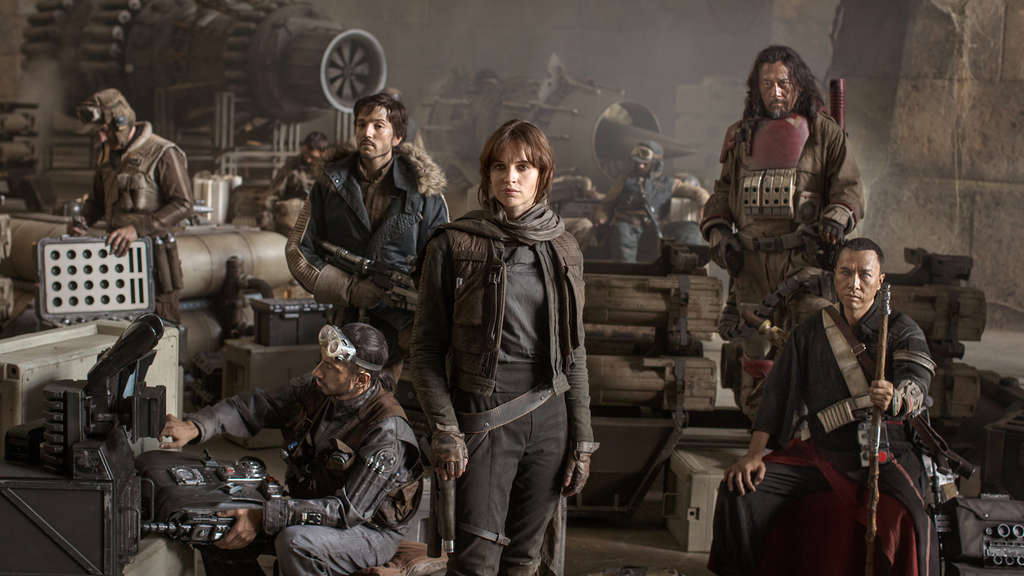 "Kinofilm ""Rogue One: A Star Wars Story"""