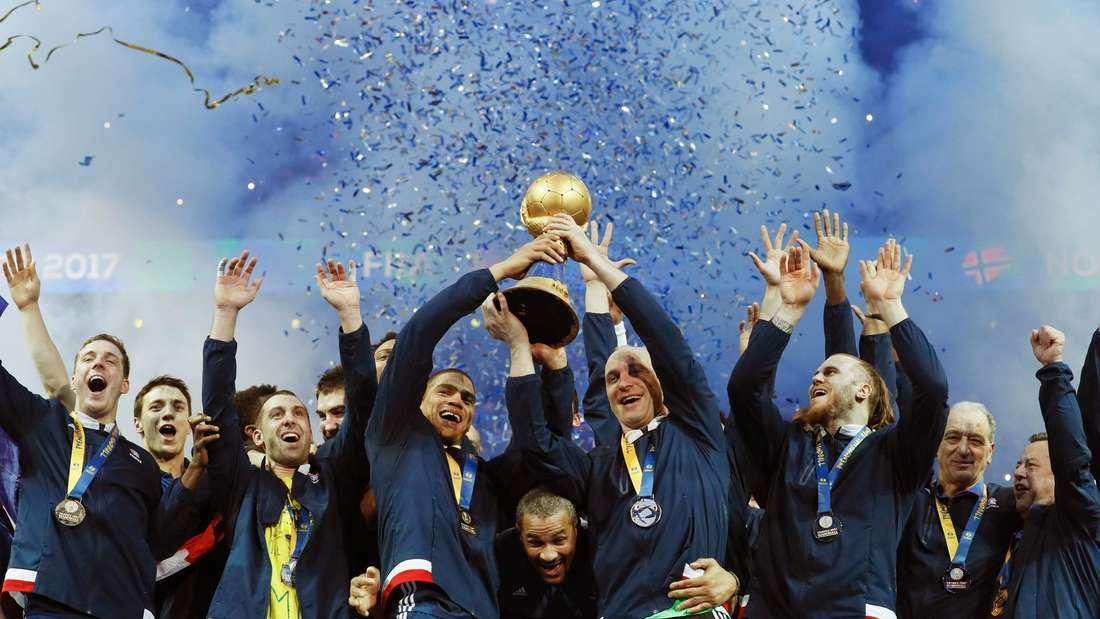 Handball-WM 2017, Frankreich – Norwegen, Finale, Paris