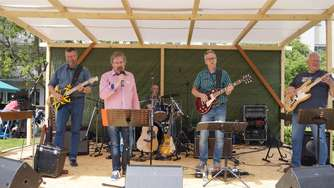 """Rock im Park"" mit ""Finerip"" in Drolshagen"