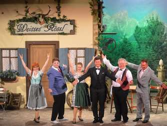 "Musical ""Servus Peter"" am 22. November in Attendorn"