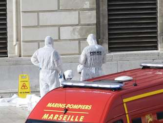 IS reklamiert Messer-Attacke in Marseille für sich