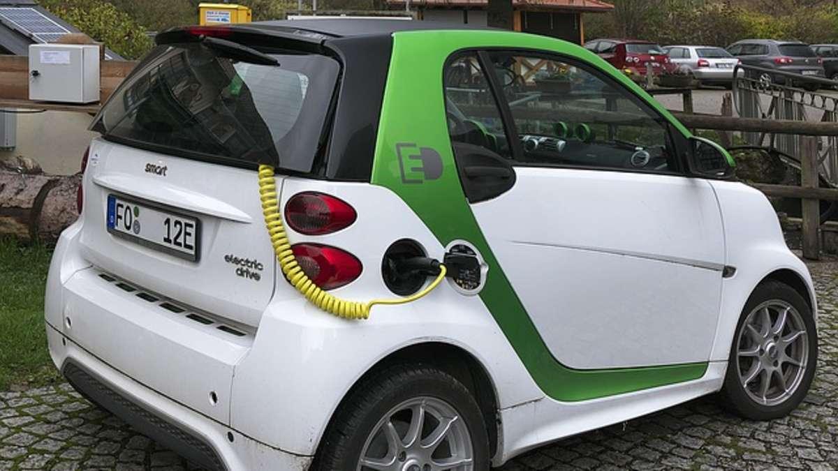 Elektroautos Vergleich