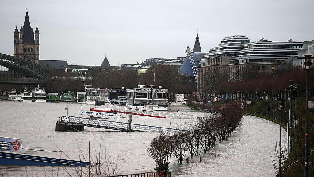 Wetter Köln Porz Zündorf