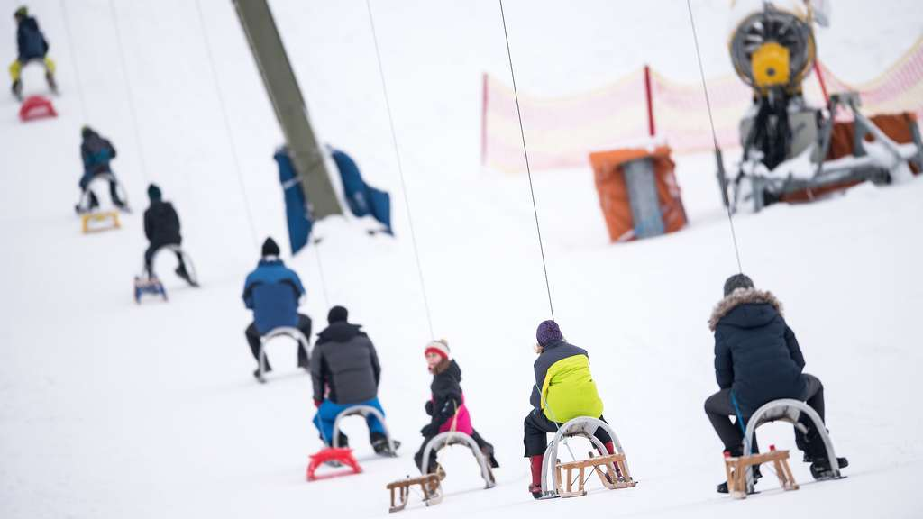 Wintersport in Winterberg