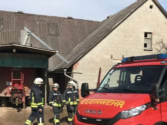 Kaminbrand in Welleringhausen