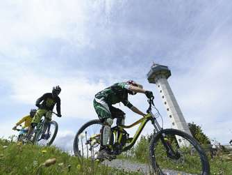 Mountainbike-Saison in Willingen hat begonnen