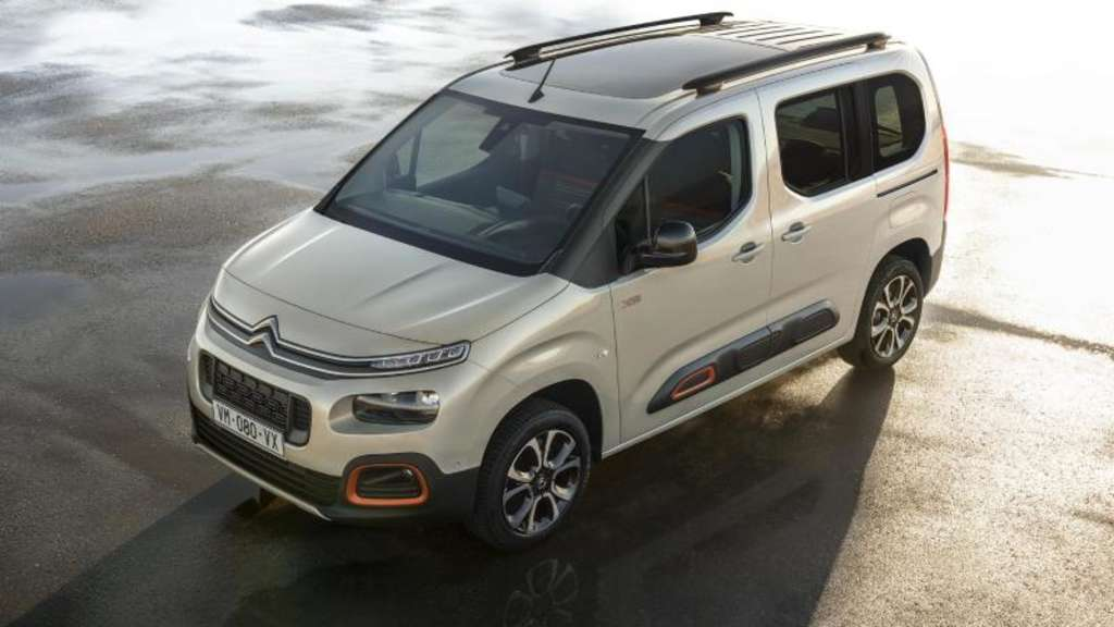 Dritte Runde für den Hochdach-Kombi: Den Berlingo startet Citroën im September ab 19.090 Euro. William Crozes/Citroën/dpa-tmn Foto: William Crozes