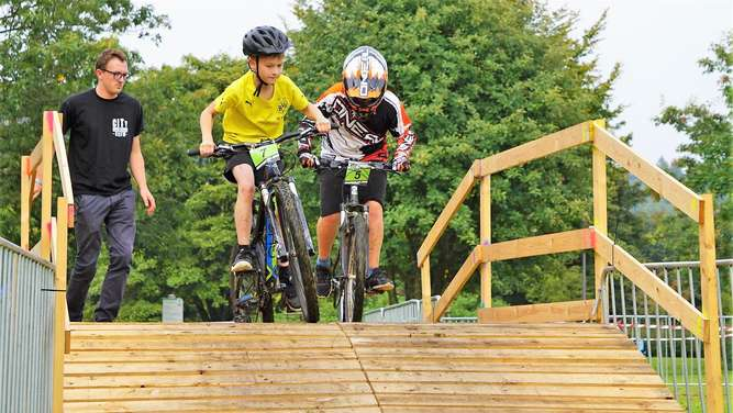 "Neuauflage des Mountainbike-Weltcups ""UCI Eliminator"" im September in Winterberg"