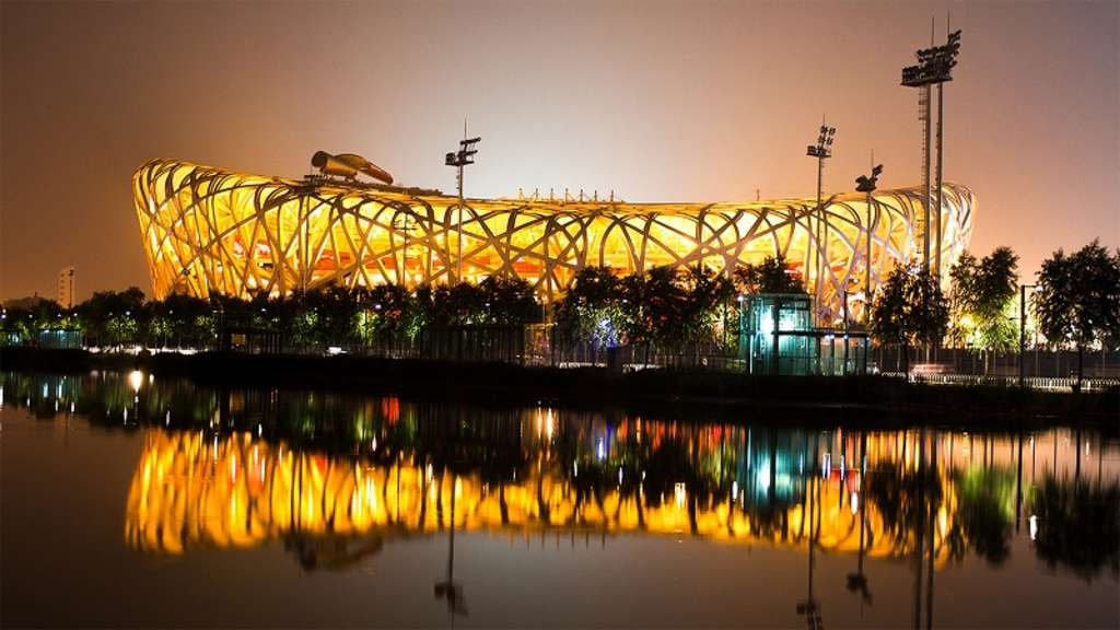 National Stadium, Peking (China)