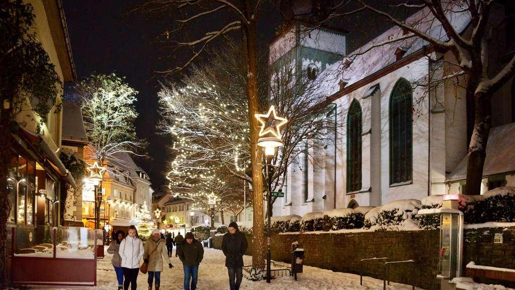 Weihnachtsbeleuchtung Anbringen.Vollsperrung In Der Innenstadt Notwendig Hansestadt Attendorn