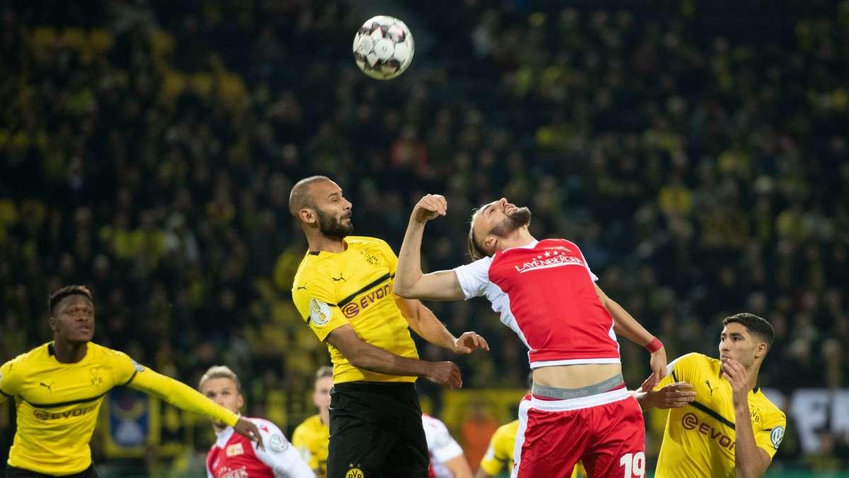 Dortmund Berlin Pokal
