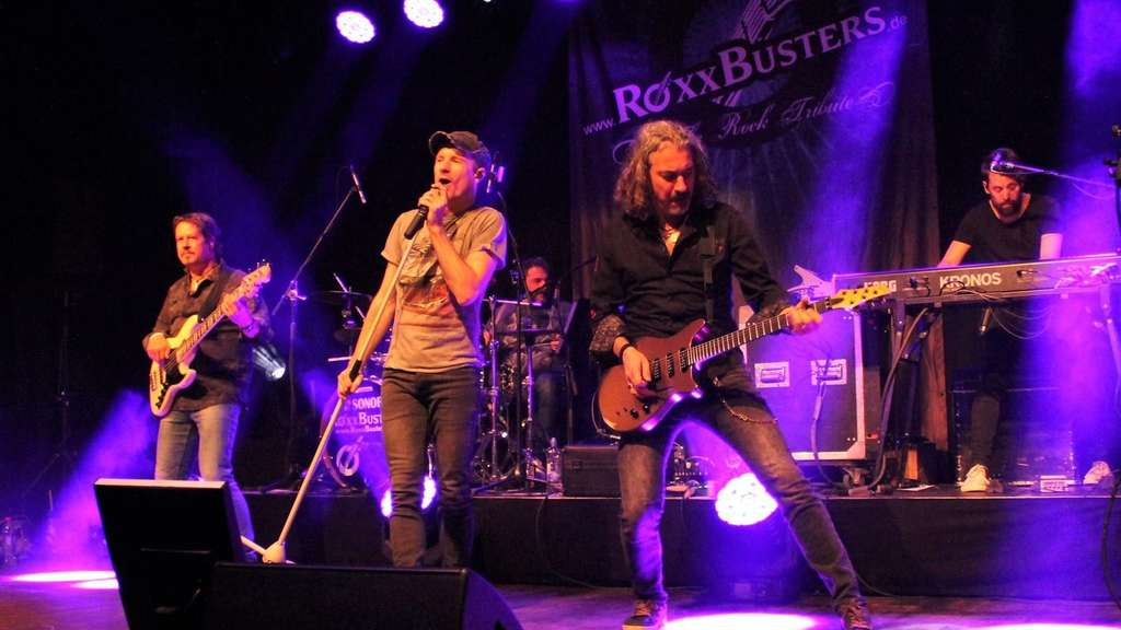 "Roxxbusters rocken Altenhundem bei ""Back-to-the-roots""-Party"