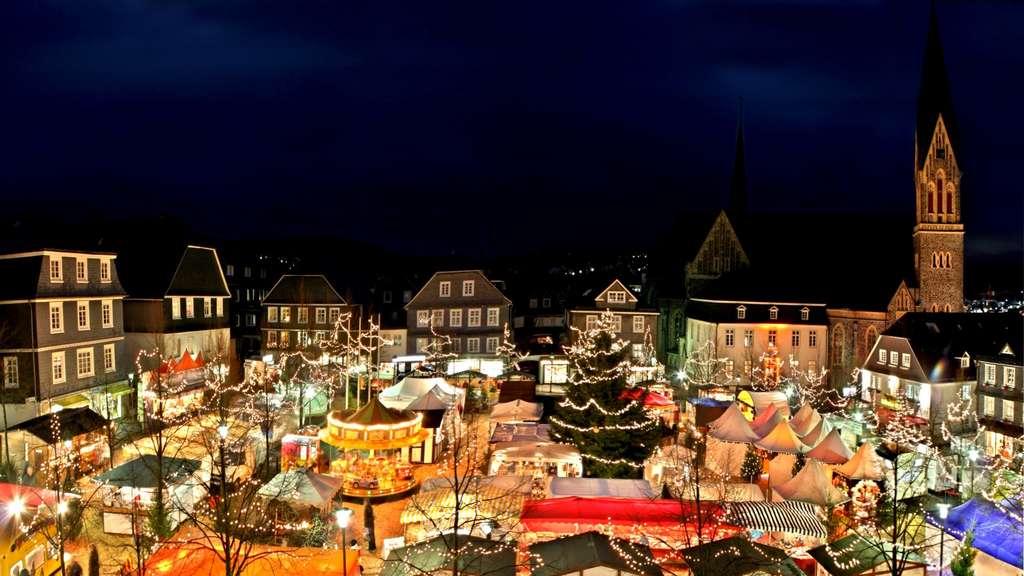 Willingen Weihnachtsmarkt.Historischer Weihnachtsmarkt Lockt In Olper Innenstadt Olpe
