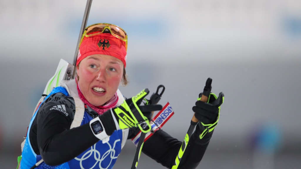 mix staffel biathlon