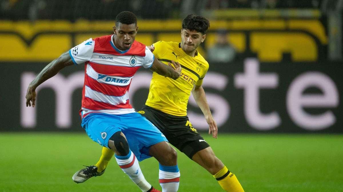 Brügge Dortmund