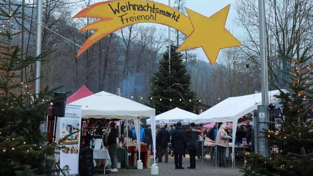 Willingen Weihnachtsmarkt.Weihnachtsmarkt In Freienohl öffnet Am Samstag Seine Pforten Meschede