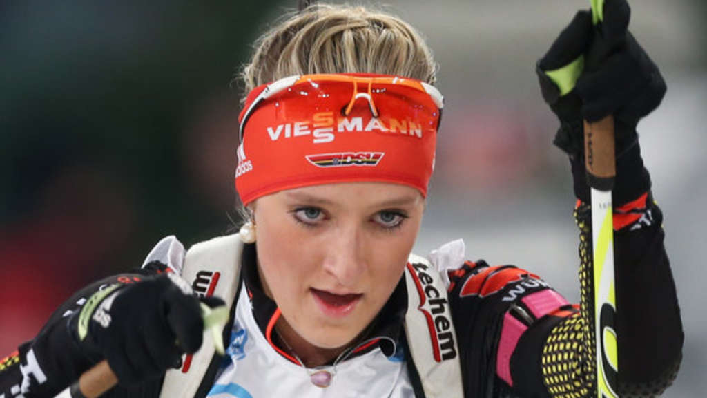 biathlon sprint der damen