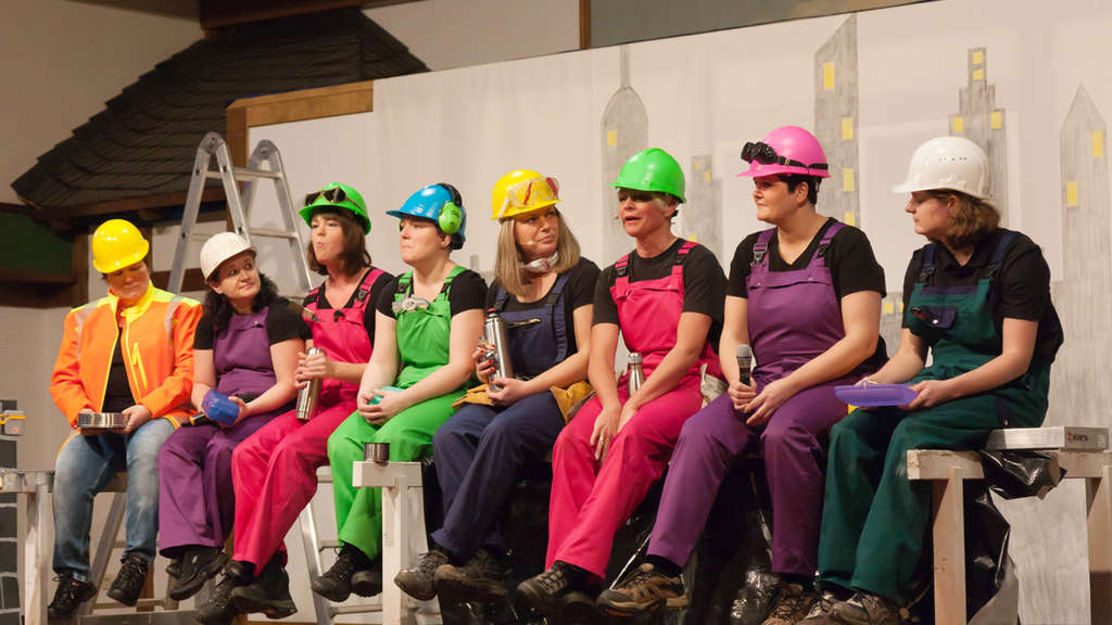 "Erste ""Ladies Night"" der kfd Ennest"