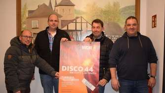 Disco 44 live und hautnah in Eslohe