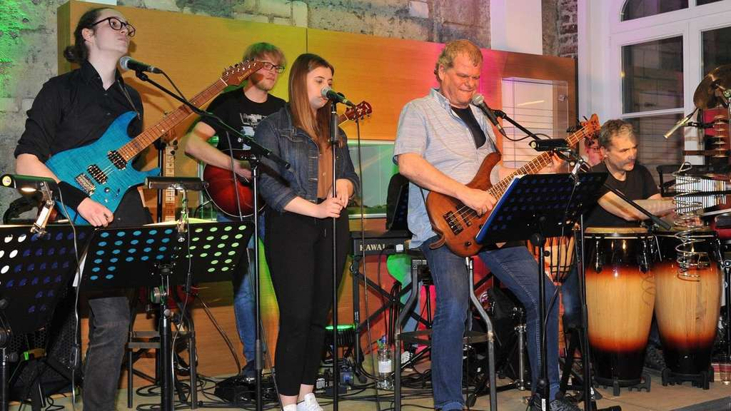 "Aus ""Ameling and Friends"" wird ""Ameling & Band"""
